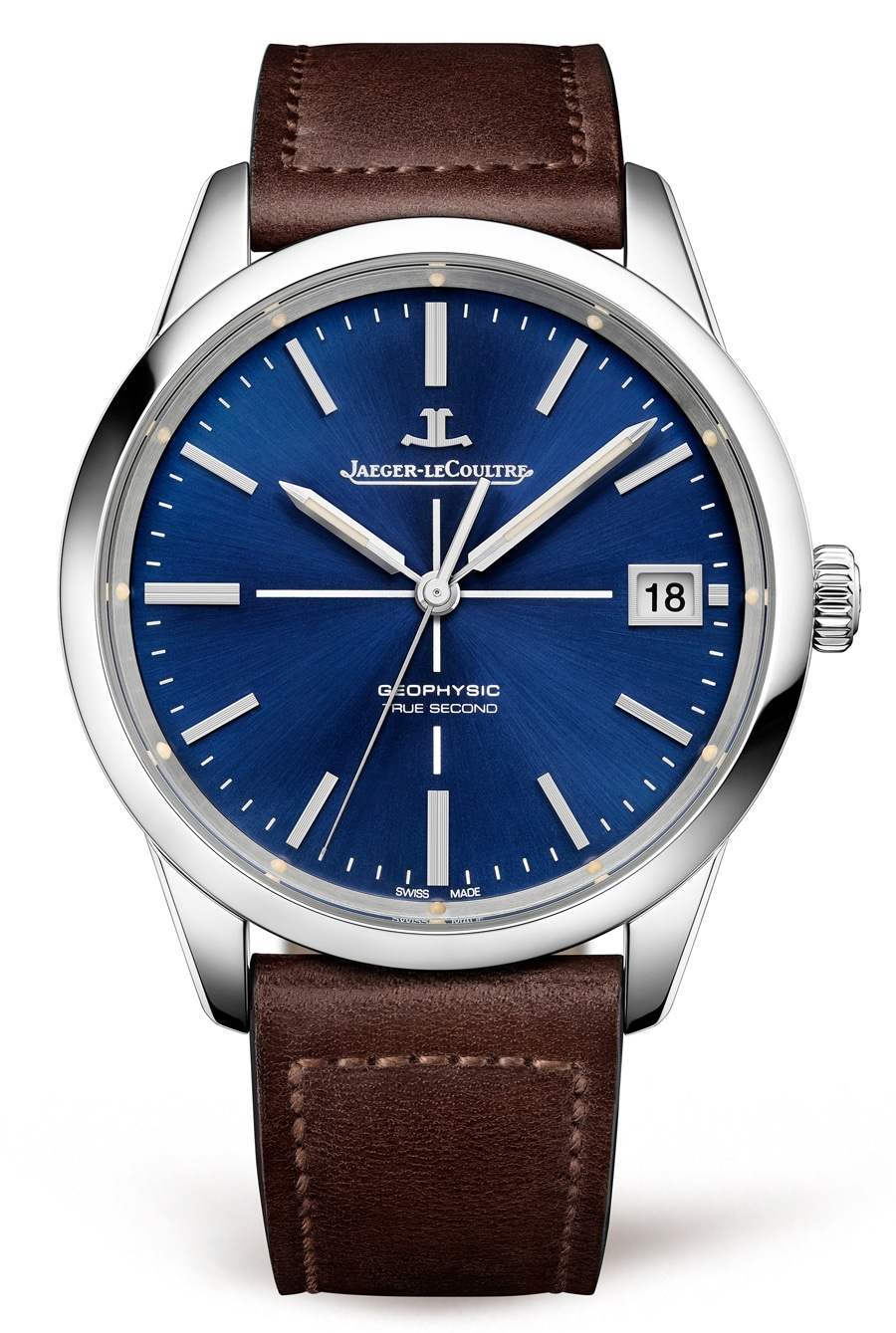 Jaeger-LeCoultre: Geophysic True Second Limited Edition