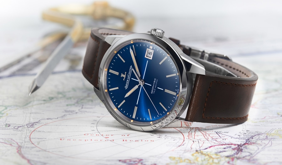 Jaeger LeCoultre: Geophysic True Second Limited Edition