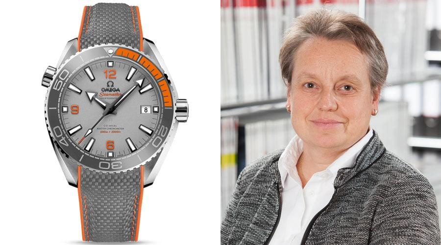 Omega Seamaster Planet Ocean 600 M Co-Axial Master Chronometer Professional ist die Uhr des Jahres für Martina Richter, stellvertretende Chefredakteurin UHREN-MAGAZIN
