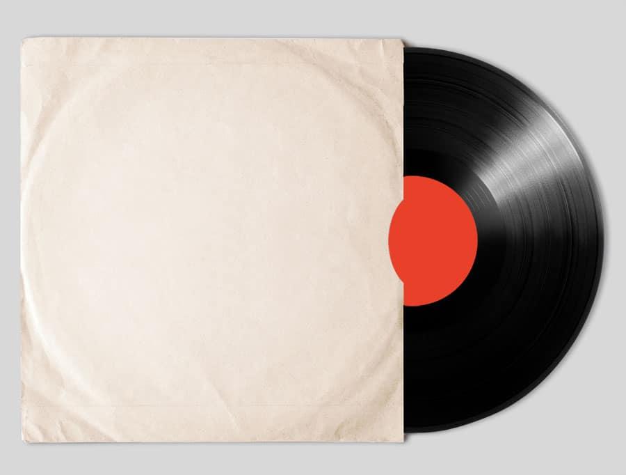 Verkörpert den Retro-Stil: die Schallplatte. Foto: Fotalia.com/Alexandr Bognat