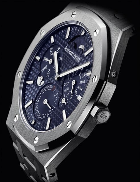 Audemars Piguet: Royal Oak RD#2 Perpetual Calendar Ultra-Thin