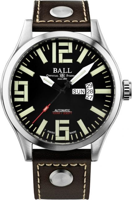Ball Watch: Engineer Master II Aviator
