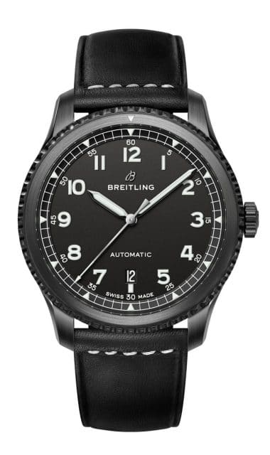 Breitling: Navitimer 8 Automatic Blacksteel