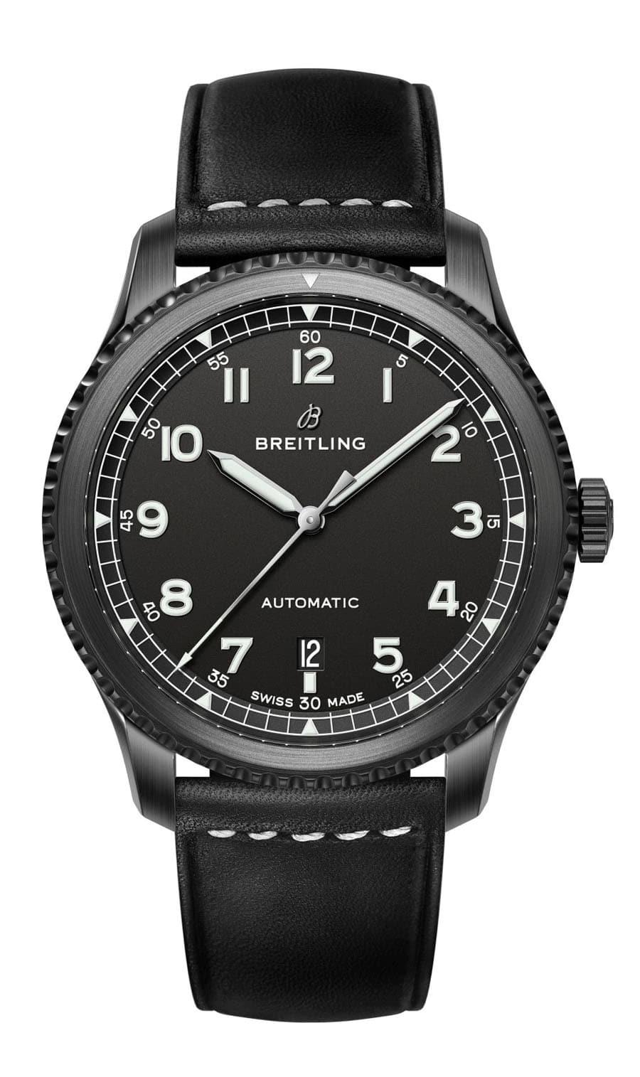 Breitling: Navitimer 8 Automatic Blacksteel