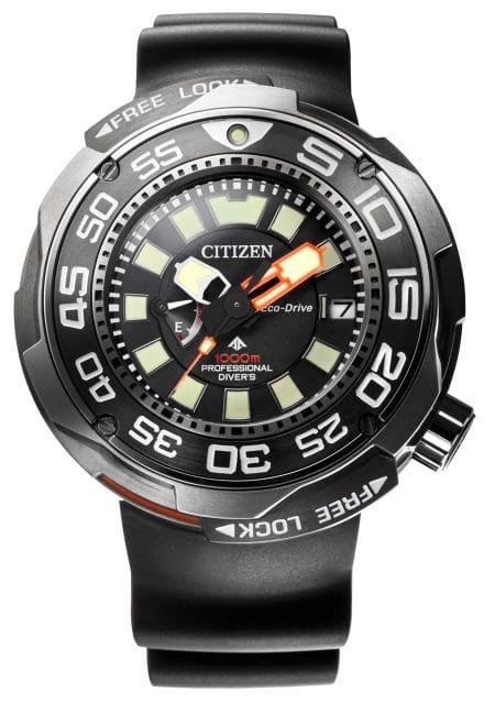 Citizen: Promaster Eco Drive Professional Diver