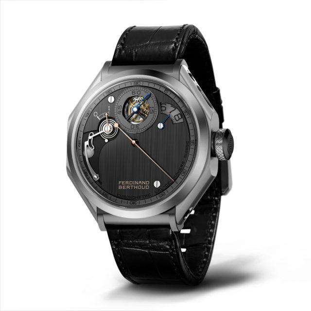 Ferdinand Berthoud: Chronometer FB-1R. 6-1