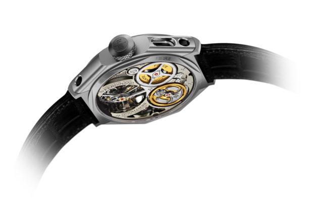 Ferdinand Berthoud: Das Uhrwerk der Chronometer FB-1R. 6-1