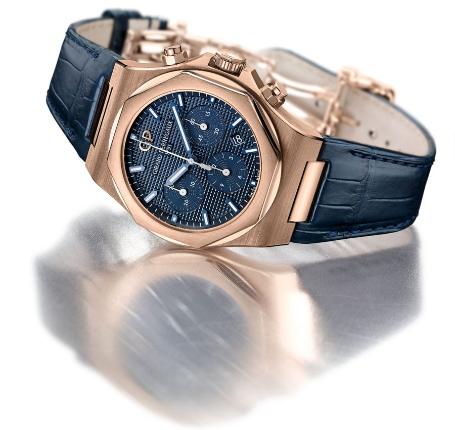 Girard-Perregaux: Laureato Chronograph