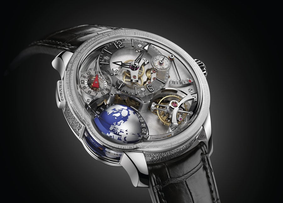 Greubel Forsey: GMT Earth