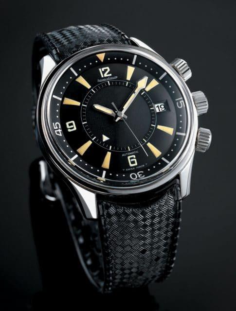 Jaeger-LeCoultre: Memovox Polaris von 1968