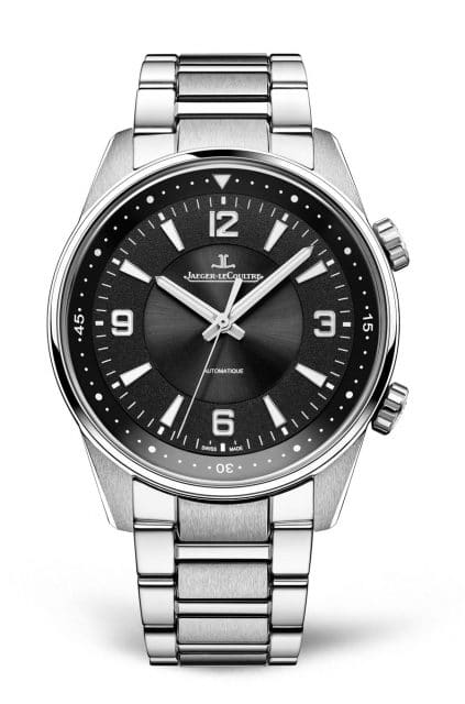 Jaeger-LeCoultre: Polaris Automatic mit Stahlband