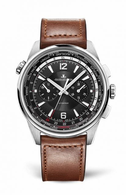 Jaeger-LeCoultre: Polaris Chronograph World Time
