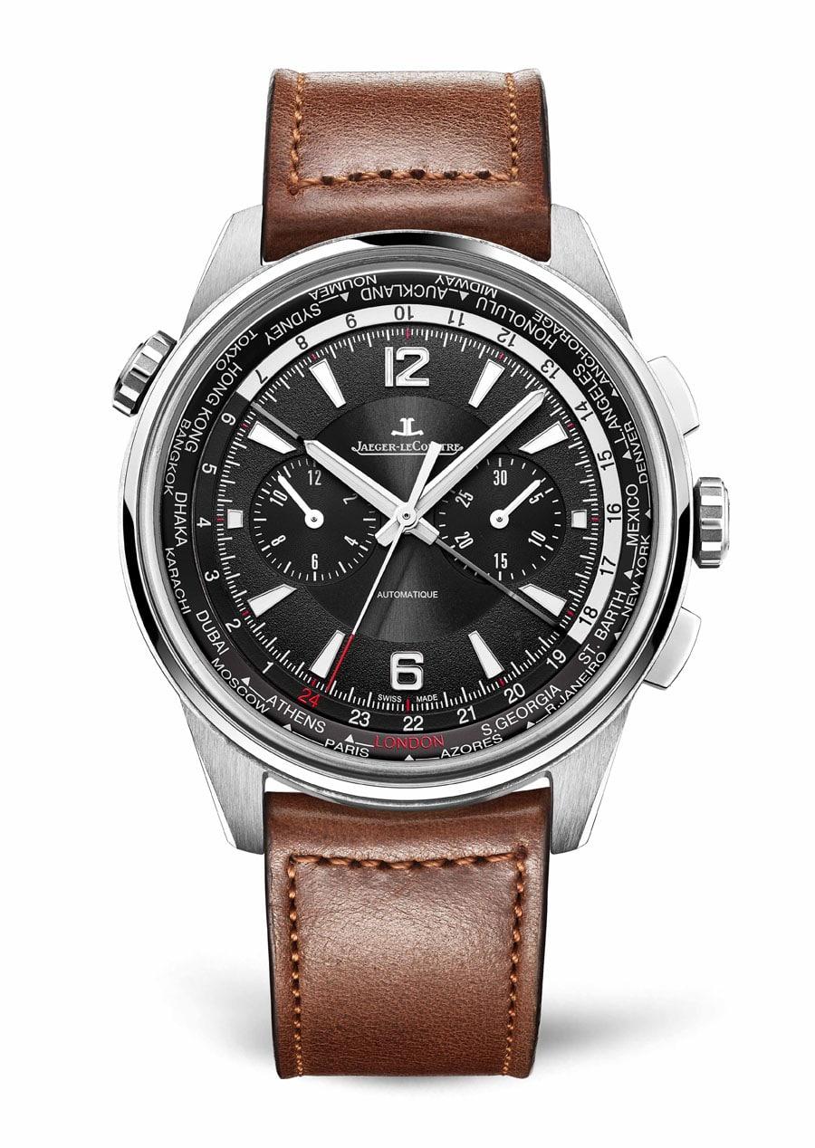 Jaeger-LeCoultre: Polaris Chronograph World Time