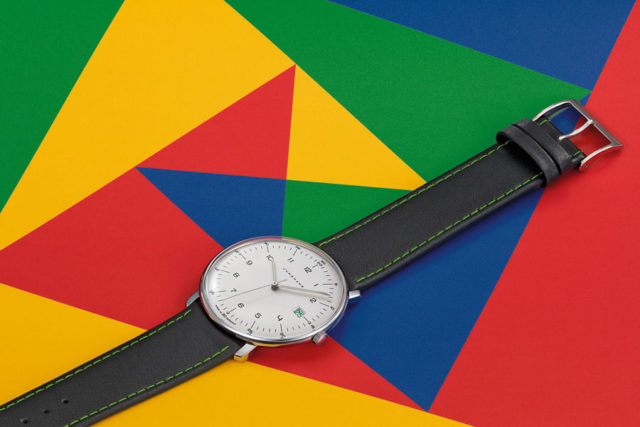 Junghans: Max Bill Edition 2018