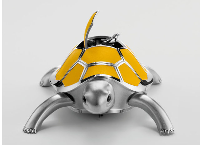 MB&F: Kelys and Chirp Yellow