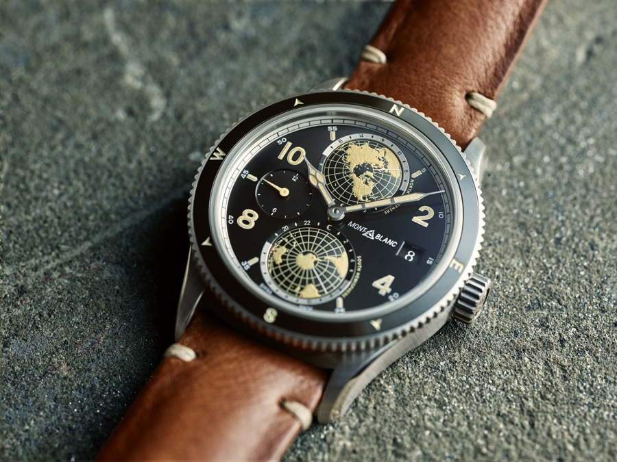 Montblanc: 1858 Geosphere Limited Edition 1858