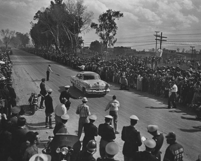 Die mexikanische Rallye Carrera Panamericana stand Pate für den ersten Rennsport-Chronographen: die Heuer Carrera.