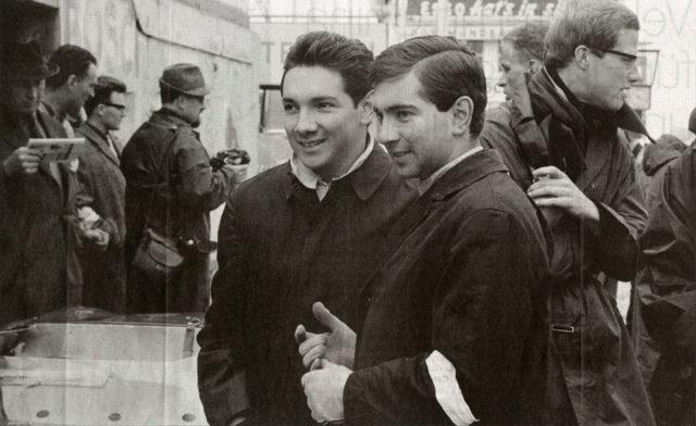 Die Rodriguez-Brüder gehörten zu den talentiertesten Auto-Rennfahrern der 1960er-Jahre