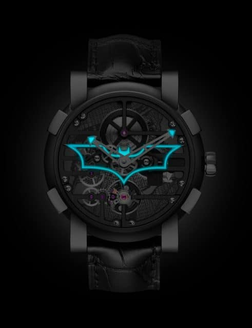 Romain Jerome: Skylab Batman