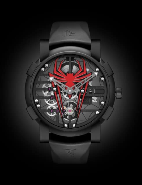 Romain Jerome: RJ x Spider-Man