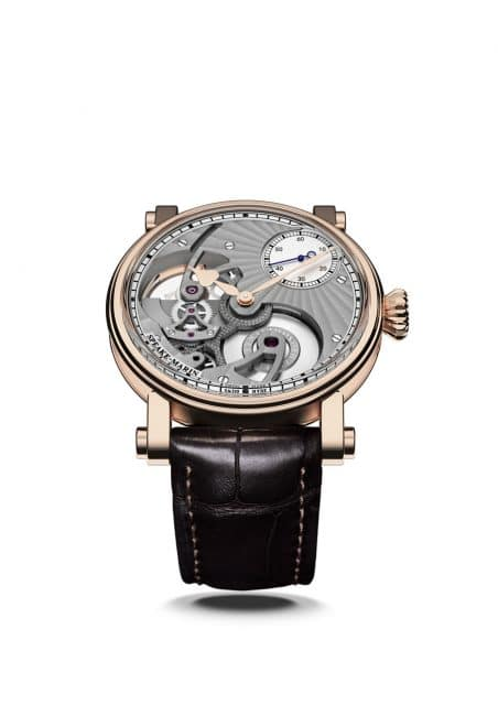 Speake-Marin: One & Two Openworked in Rotgold