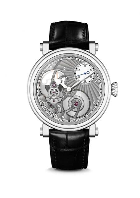 Speake-Marin: One & Two Openworked in Titan
