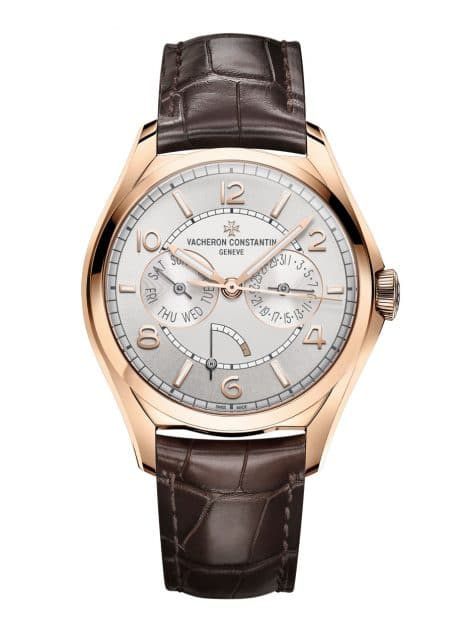 Vacheron Constantin: Fiftysix Day-Date in Roségold