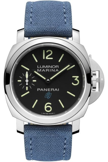 Panerai: Luminor Base Logo 3 Days Acciaio 44mm