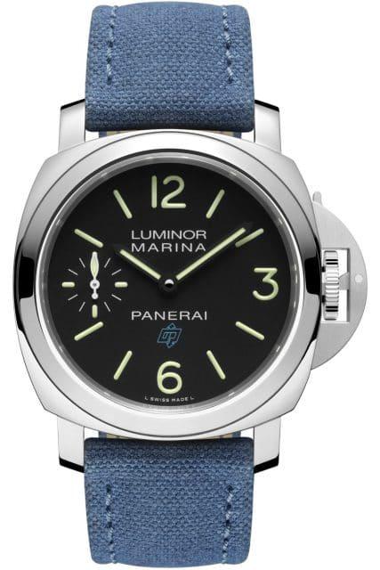 Panerai: Luminor Base Logo 3 Days Acciaio 44mm