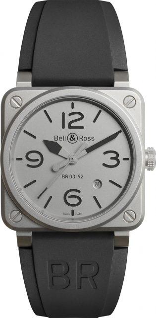 Bell & Ross: BR03-92 Horoblack
