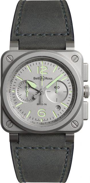 Bell & Ross: BR03-94 Horolum Chronograph