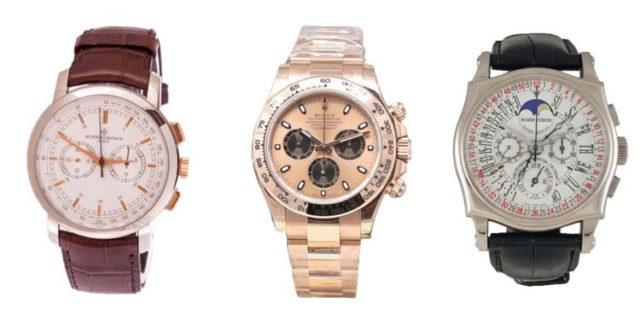 Catawiki Exklusive Armbanduhren Auktion 11. Februar 2018