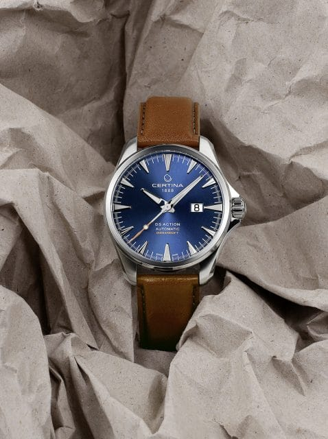 Certina: DS Action Big Date Automatic