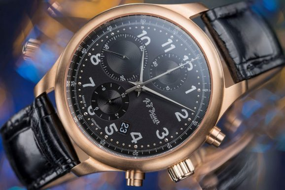 H.F. Bauer: Hockenheim I Automatikchronograph
