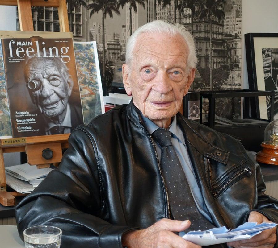Uhrenlegende Helmut Sinn
