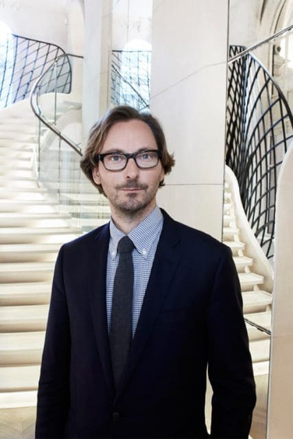 Van Cleef & Arpels: CEO Nicolas Bos