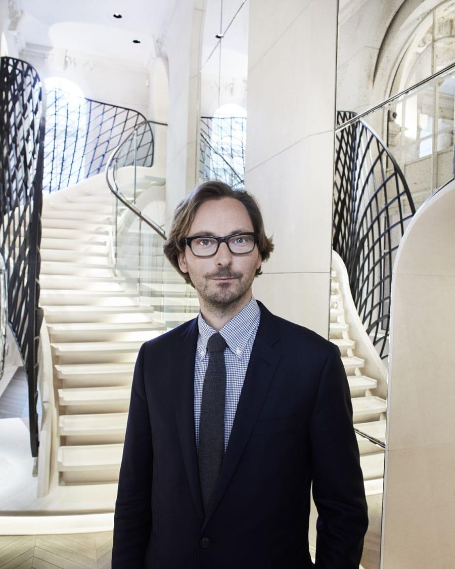 Nicolas Bos, CEO von Van Cleef & Arpels