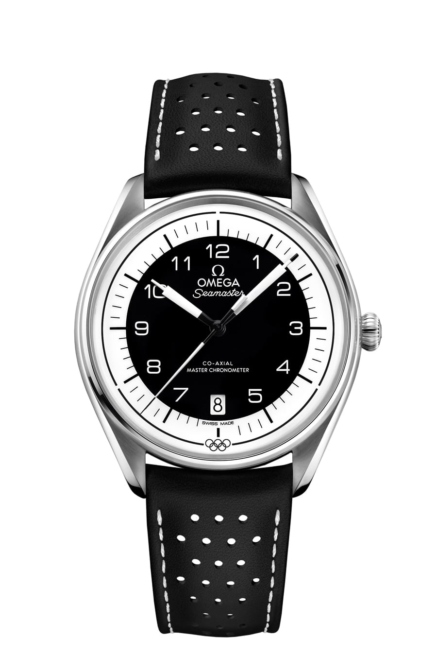Omega Seamaster Olympic Games Collection in Schwarz (Referenz: 522.32.40.20.01.003)