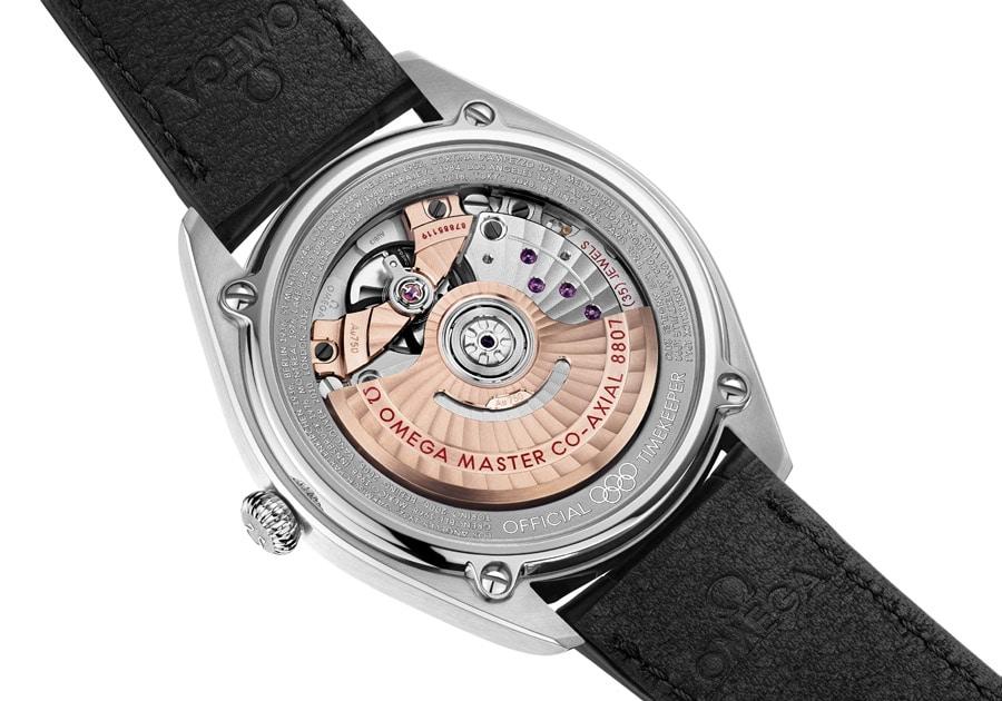 Omega: Seamaster Olympic Games Gold Kollektion mit dem Master Chronometer-Kaliber 8807