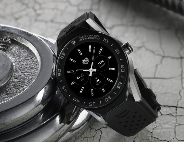 TAG Heuer: Connected Modular 41 (ab 1.100 Euro)