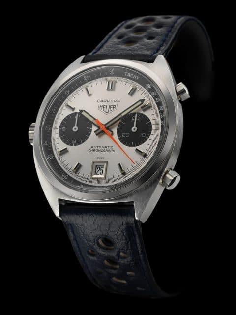Eine Weltsensation: der erste Automatik-Chronograph, das Kaliber 11, von 1969