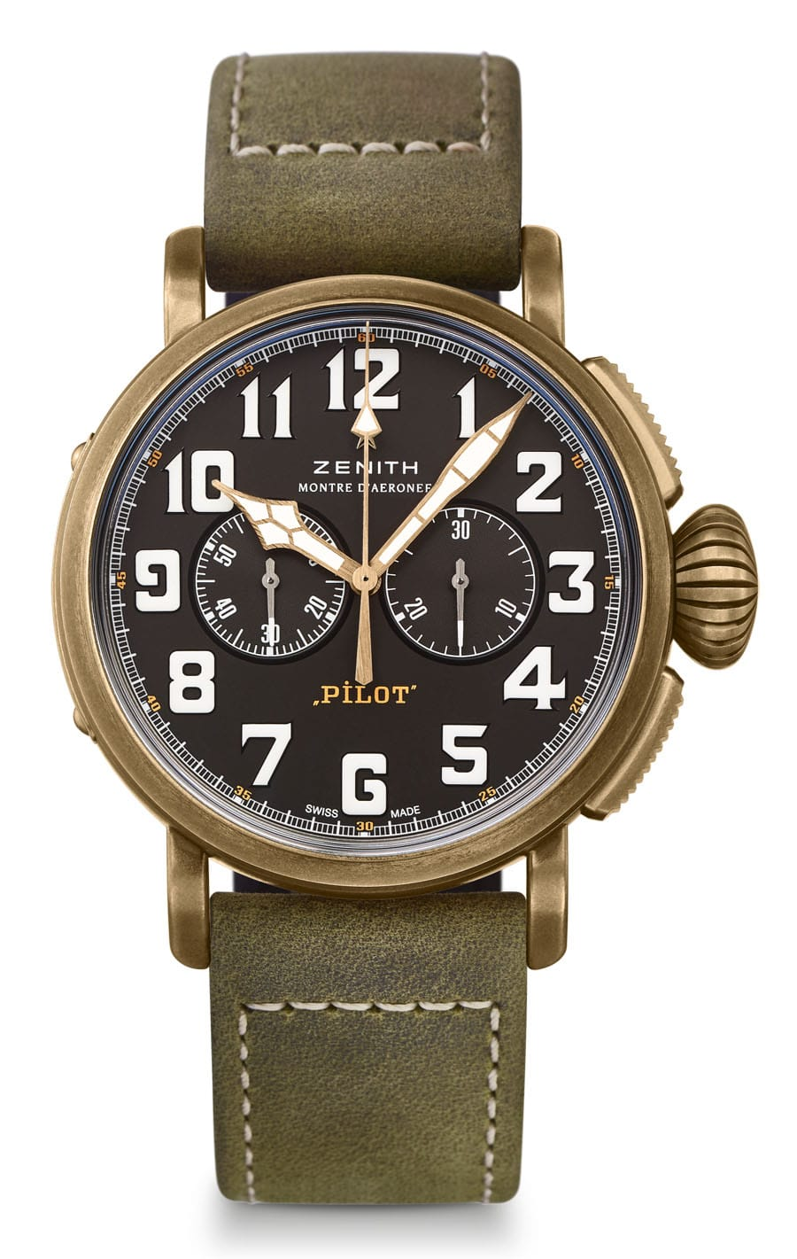 Zenith: Pilot Type 20 Chronograph Extra Special