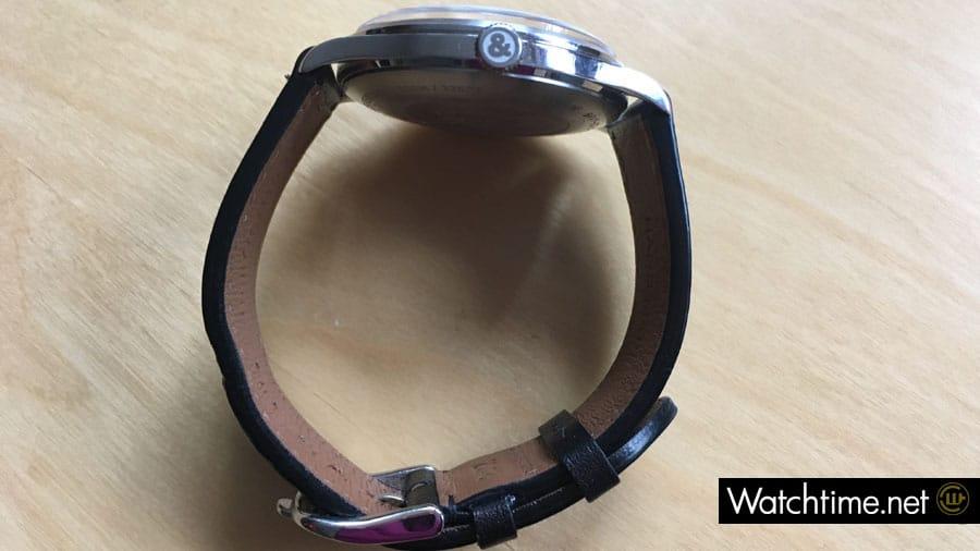 Bell & Ross: Silhouette der BR-V1 Black Steel