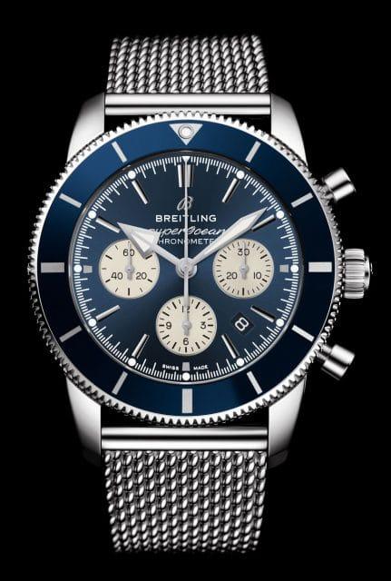 Breitling: Superocean Héritage II B01 Chronograph 44