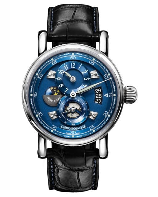 Chronoswiss: Flying Regulator Night and Day