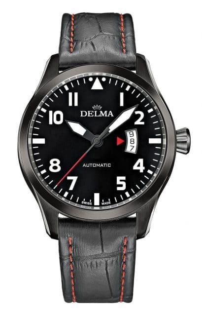 Delma: Commander