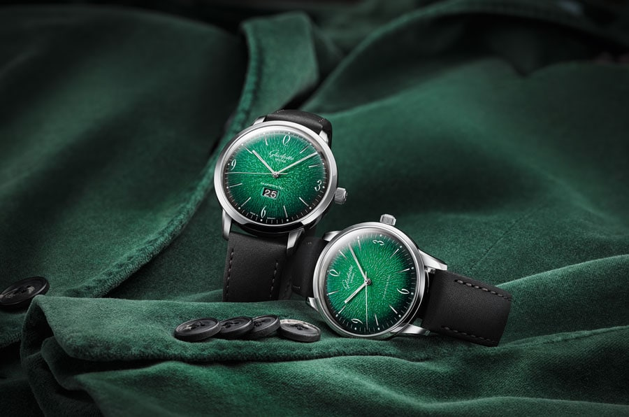 Glashütte Original: Sixties und Sixties Panoramadatum