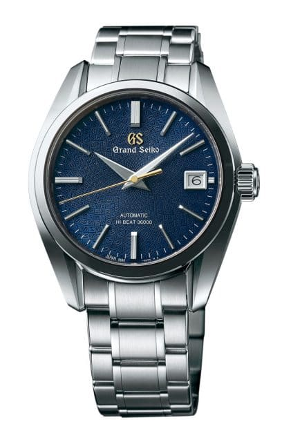 Seiko: Grand Seiko Jubiläumsedition 20 Jahre Kaliber 9S Limited Edition