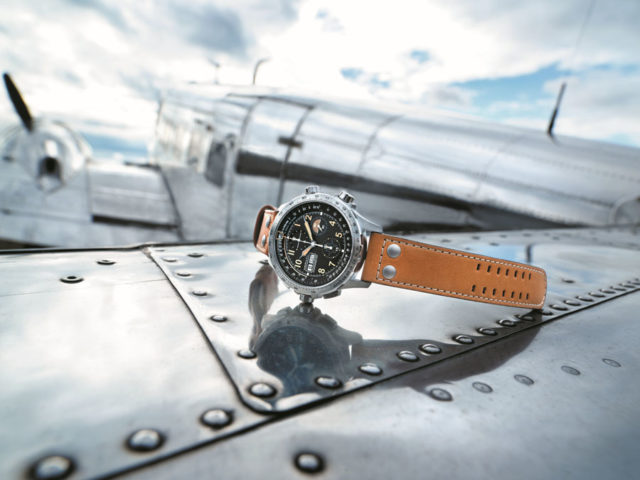 Hamilton: Khaki X-Wind Auto Chrono Limited Edition