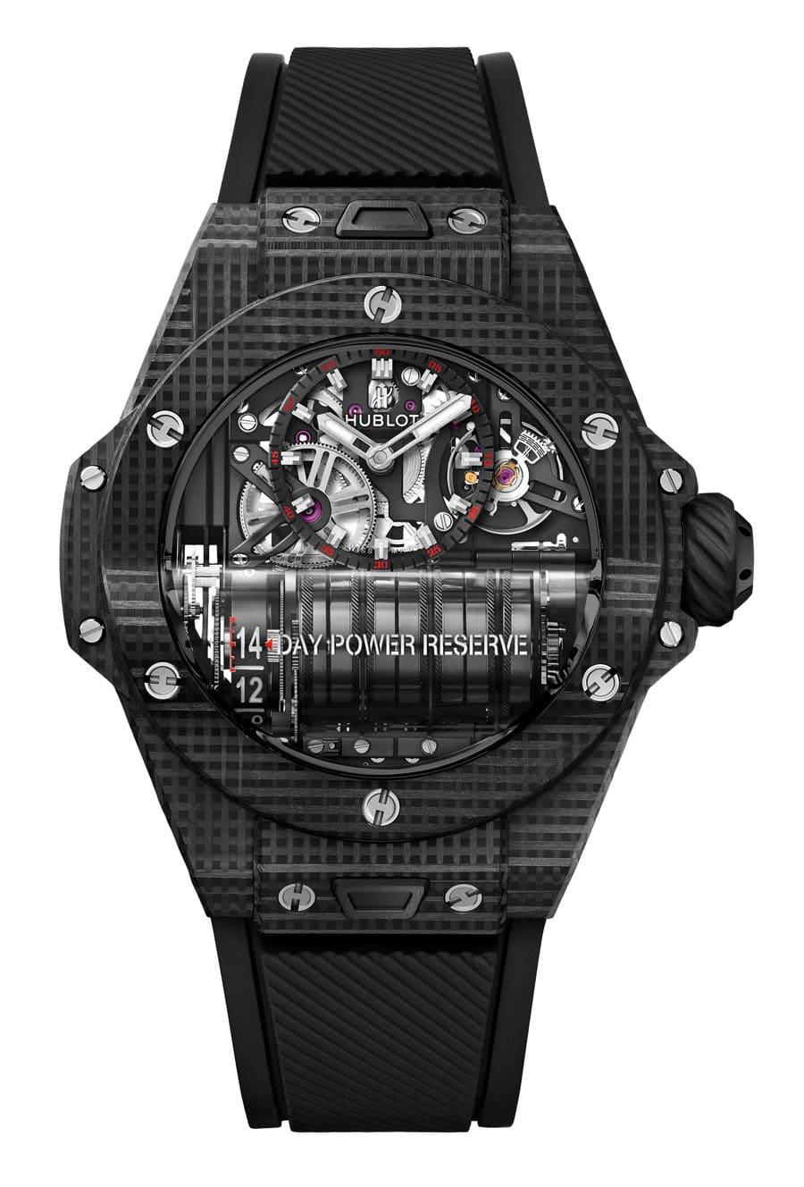 Hublot: Big Bang MP-11